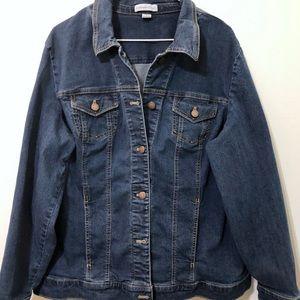 + Coldwater Creek Denim Jacket